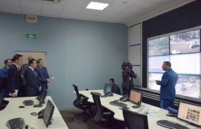 Le président de l'Interpol visite le Centre de commandement et de contrôle de la DGSN