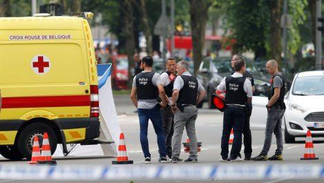Belgique : des coups de feu font trois morts à Liège, l'assaillant abattu