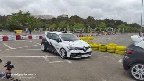Renault Algérie : «Renault Sport Clio Show», le récit
