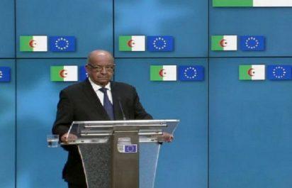 Messahel souligne à Bruxelles la nécessité de renforcer le dialogue «franc et ouvert» entre l'Algérie et l'UE