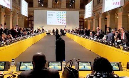 Conférence internationale du processus de Bologne: Tahar Hadjar à Paris