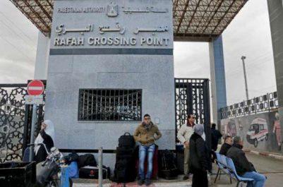 Ghaza: l'Egypte ouvre sa frontière exceptionnellement un mois pour le Ramadhan