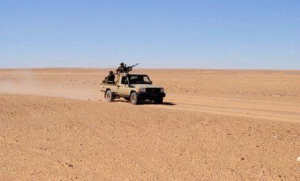 Saisie de plus d'une tonne de denrées alimentaires à In-Guezzam et 24 kg de kif traité à Tlemcen (MDN)