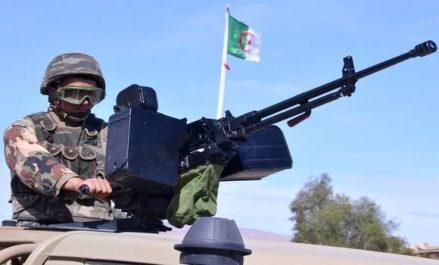 Un élément de soutien aux groupes terroristes appréhendé à Jijel (MDN)