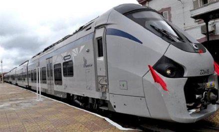 Batna : présentation du 1er train Coradia à l'Est du pays