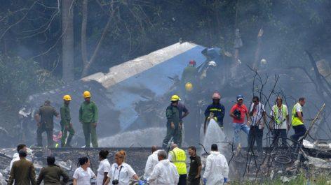 Cuba : crash d'un avion à La Havane avec plus de 100 passagers à bord !