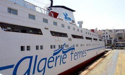 Port de Mostaganem : 28.000 passagers ont emprunté le bateau au premier trimestre 2018
