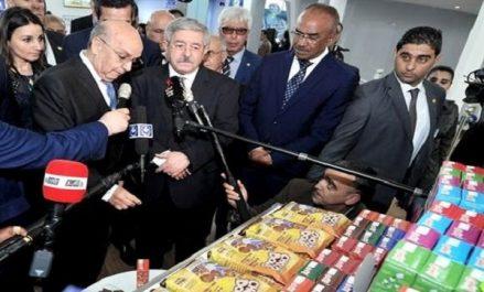 Ouyahia inaugure la 51e Foire internationale d'Alger