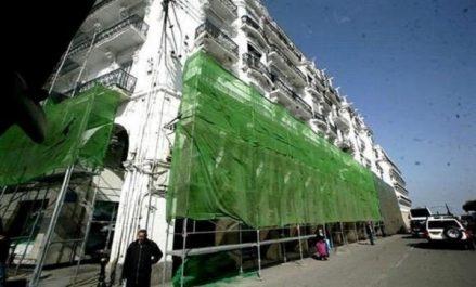 Rénovation du vieux bâti à Alger: réhabilitation de 1549 immeubles en 2018