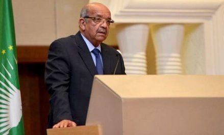 Processus d'intégration économique de l'Afrique: Messahel rappelle l'engagement de l'Algérie