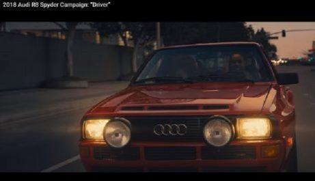 Vidéo : Audi revendique le plaisir de conduire