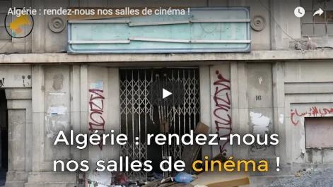 «les Hauts-parleurs» revient sur la réalité des salles de cinémas en Algérie !