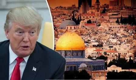Washington inaugure son ambassade à El Qods défiant le monde et les palestiniens