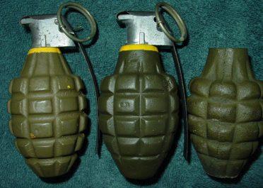 MECHRAA-SFA (TIARET) : Découverte de 4 grenades et des munitions