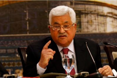 Mahmoud Abbas entame une tournée en Amérique du Nord et du Sud