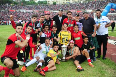 Foot/Coupe d'Algérie (U-19): l'USM Alger s'adjuge le trophée