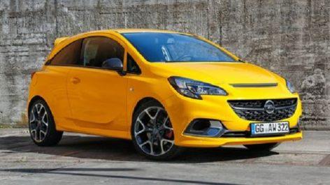 Opel : Un 1.4 Essence de 150 ch et 220 Nm de couple pour la Corsa GSi