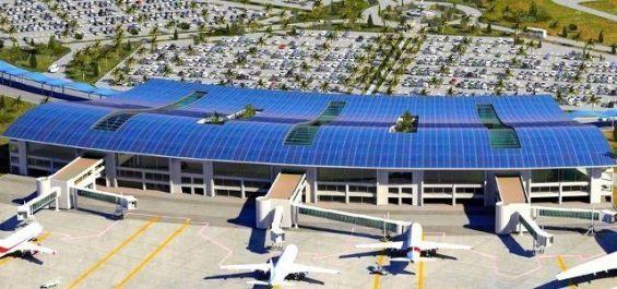 Aérodrome:  Un taux d'avancement de 73%