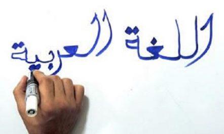 Eloge de la langue arabe : DE LA LANGUE ARABE Matrice de l'âge d'or de l'islam