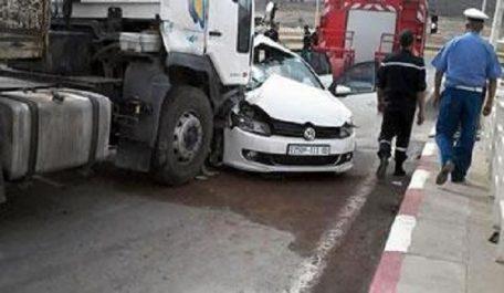 Fortes images sur le net pour sensibiliser contre le gaspillage et les accidents de la route : Le traitement de choc