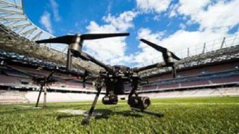 Protection des stades du mondial -2018 en Russie : Un espace interdit aux drones
