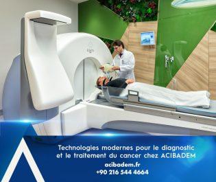 L'usage de la technologie dans le diagnostic et le traitement du cancer
