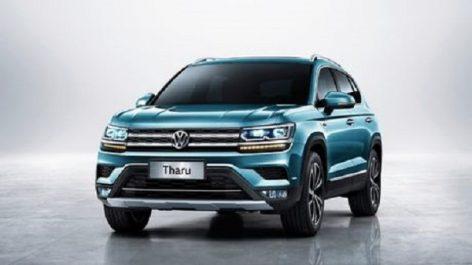 Volkswagen Group : Volkswagen Tharu, nouveau SUV compact pour la Chine et l'Amérique