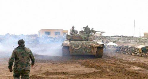 Syrie : Des combattants iraniens tués par des missiles