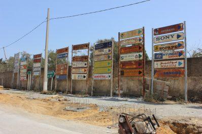 Zone industrielle de Oued Semmar : coupure d'électricité à cause d'une atteinte aux câbles souterrains