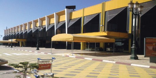 Aéroport international Ahmed Ben Bella d'Oran: Une passerelle pour relier le parking à étages à la nouvelle aérogare