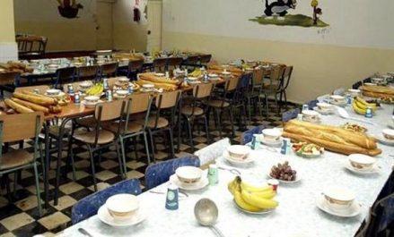Le Croissant Rouge contre les restaurants Errahma