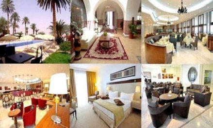 La wilaya d'Alger compte 182 établissements hôteliers d'une capacité de 20.924 lits