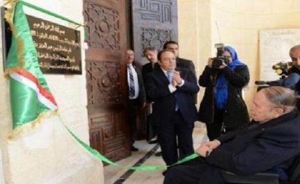 La sortie de Bouteflika dans Alger a provoqué des bouchons interminables : Quid du bien-être du citoyen ?