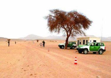 Frontiére Algéro-malienne: Des armes de guerre découvertes par l'ANP