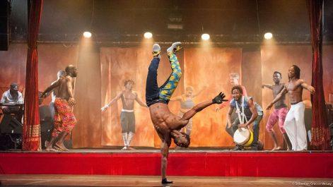Alger : « Afro Cirkus » en spectacle durant le mois de Ramadan