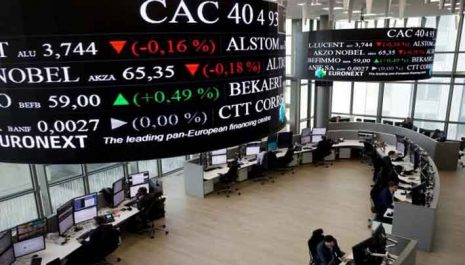 En attendant la Fed : Les Bourses en Europe en hausse avec les techs et l'euro