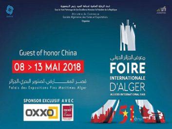 Ouverture, aujourd'hui, de la Foire internationale d'Alger avec la Chine en invité d'honneur : Cette 51ème édition est «dédiée à la production …