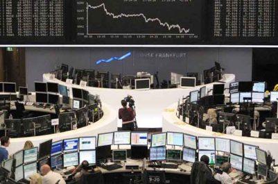 Portées par le pétrole et l'euro faible : Les Bourses européennes en hausse