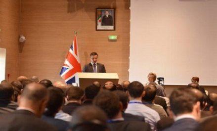 L'expérience britannique en matière de cyber-sécurité présentée à Alger