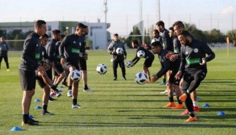 Amical / Algérie A' – Arabie saoudite: ultime chance des locaux pour convaincre