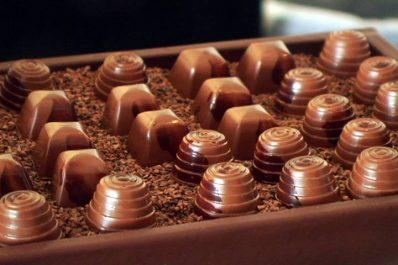 Un algérien dans le top 10 des meilleurs chocolatiers