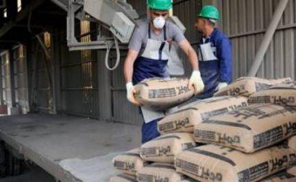 10e opération d'exportation de ciment algérien