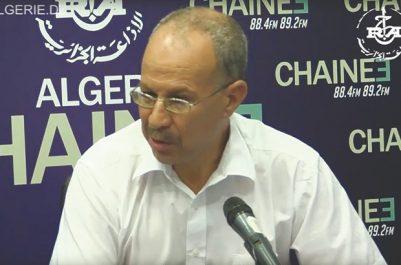 """Hadj Tahar Boulenouar, président de l'ANCA, à la RADIO CHAÎNE III : """"20% des aliments achetés sont jetés"""""""