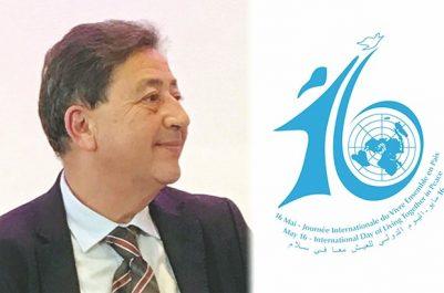 """Khaled Bentounes fait la promotion du """"mieux vivre ensemble"""" à Oran : Assumer la voie de la paix"""