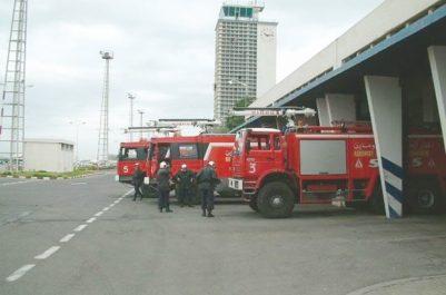 Réalisation de réseaux Anti-incendie : Huit aéroports dans le programme de l'EGSA