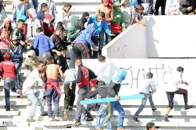 Violences dans les stades : Bientôt, un fichier national des ''hooligans''