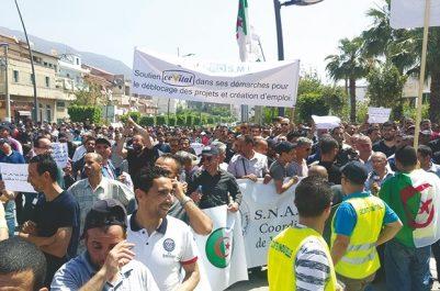 Marche populaire lundi prochain à Béjaïa !