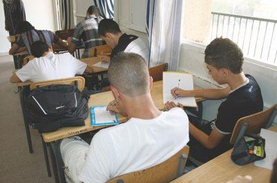 Maintien des élèves en classe jusqu'au 30 juin Une décision irréfléchie, selon des syndicats