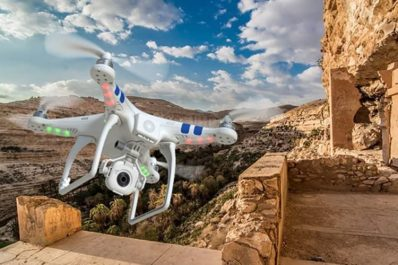 Batna : Arrestation de quatre touristes russes en possession d'un drone