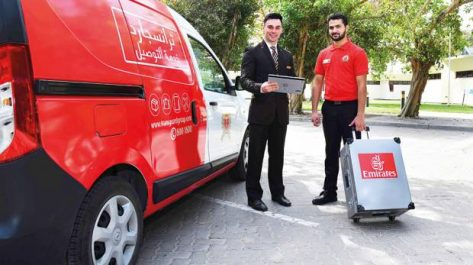 "Emirates lance le ""Home Check-in"" à Dubaï"